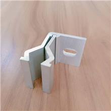 双玻压块薄膜压块 光伏太阳能发电配件 带垫螺栓 铝合金中压 正利供应