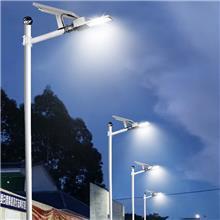 高亮灯珠 厂家直销新农村太阳能路灯带灯杆天黑自动亮超亮6米大功率乡村led户外灯 智能光控