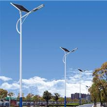 工程款新农村太阳能路灯带灯杆天黑自动亮超亮6米大功率乡村led户外灯 智能光控 0电费