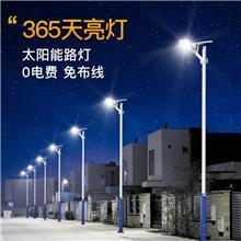 金豆工程新农村太阳能路灯带灯杆天黑自动亮超亮6米大功率乡村led户外灯 智能光控