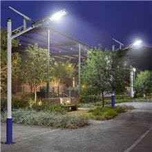 美丽新农村太阳能灯路灯户外家用庭院灯高亮新农村壁灯LED投光灯防水室外灯饰