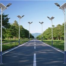 厂家直销新农村太阳能路灯带灯杆天黑自动亮超亮6米大功率乡村led户外灯 智能光控 免布线