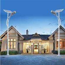 新农村太阳能路灯带灯杆天黑自动亮超亮6米大功率乡村led户外灯 智能光控
