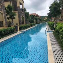 泳池酒店游泳池专用水晶马赛克的施工工艺