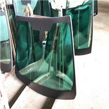 生产厂家 汽车前挡钢化小玻璃