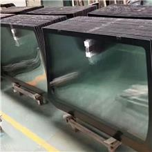 生产销售基地 汽车前挡钢化小玻璃