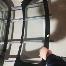 蒙钢集团全国直供 汽车侧窗玻璃  汽车三角玻璃