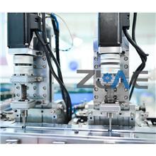 自动化设备生产厂家_东莞卓良_高品质SC光纤插头连接器自动化组装机_非标定制设计