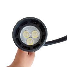 户外应急灯汽车检修灯led 维修灯家用照明转头灯带夹子 检修照明灯