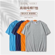 新款纯棉空白T恤衫 中山空白T恤衫厂家 DDUP空白T恤