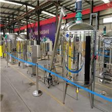 车用尿素玻璃水防冻液设备 全自动反渗透设备 汽车用品生产设备