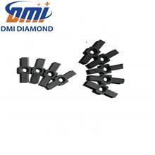 源头厂家金刚石聚晶耐磨件可非标定做异形金刚石硬质合金的完美替代者长期供货