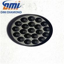 金刚石聚晶耐磨件源头厂家可非标定做异形金刚石硬质合金的完美替代者