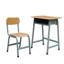 岳阳 厂家直销 课桌椅学校家具学习课桌椅辅导班课桌椅订购质量可靠