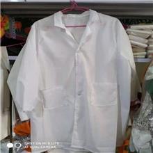丧葬孝衣孝服丧服白大褂护士服纯棉涤棉涤纶化纤各种规格质量定做