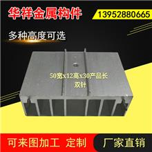 MOS管散热片电子芯片 桥堆 TO-220散热片 三极管/可控硅散热