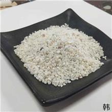 齐力石英砂滤料污水处理用石英砂喷砂除锈超白晶体