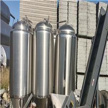 304不锈钢卧式储罐 不锈钢无菌水箱化工储罐厂家定制 地埋式储水罐