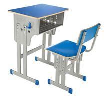 楚雄课桌椅价格 厂家批发学生课桌椅 学校家具定制价格