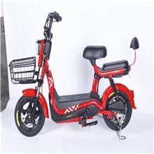 新国标普通款电动自行车两轮电动车成人风雨者电瓶车代步车