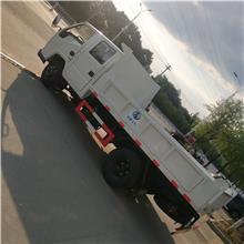 江铃双排自卸车,双排座自卸汽车,公路养护车