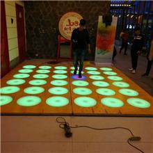 安徽供应 圆形地砖灯 感应地砖灯 LED发光地砖灯