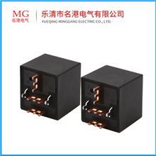大电流汽车继电器-汽车80A继电器-线路板焊接用继电器