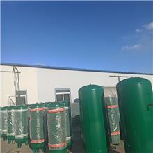空压机储气罐怎么清洗 长春氮气储气罐 定制化生产