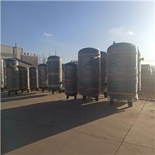 氮气储气罐 长春空压机储气罐怎么清洗 储气罐批发价格