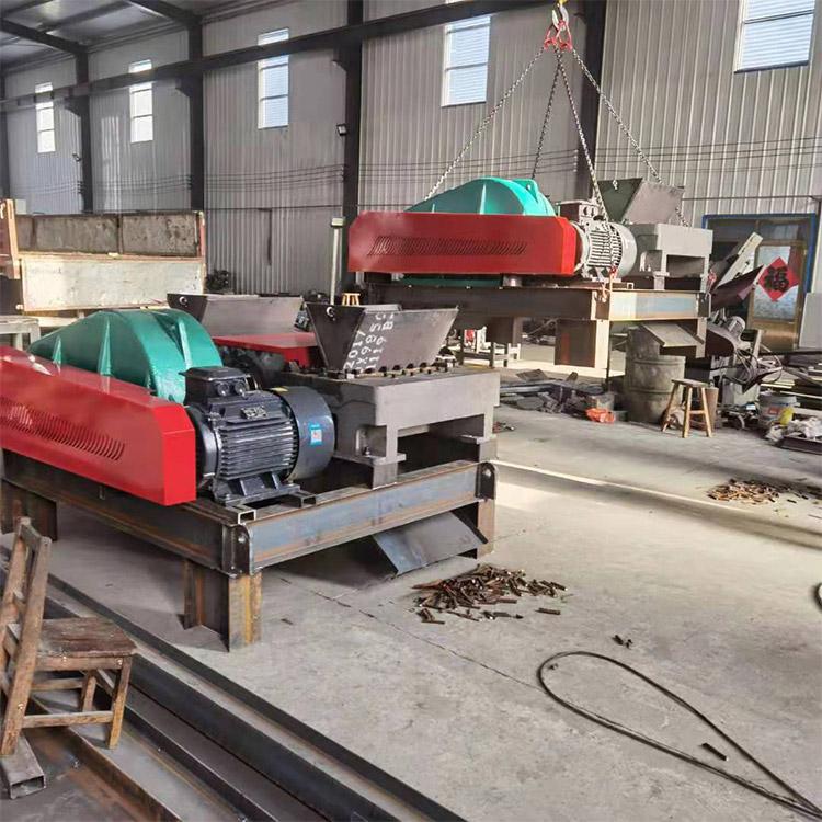按需生产 废料钢筋剪断机 钢筋切粒机机器 废旧钢筋切段机