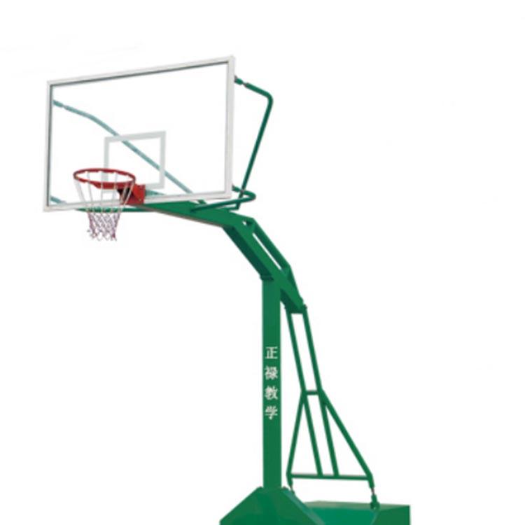 户外凹箱篮球架 篮球架 按需生产 电动篮球架 服务贴心
