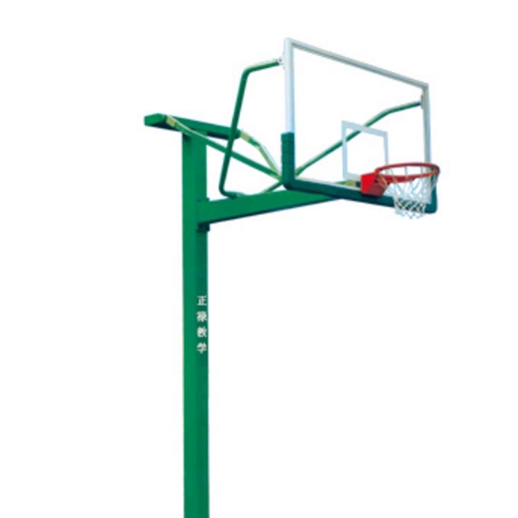 枪式电动液压篮球架 电动遥控折叠悬空悬挂篮球架 销售 户外可移动蓝球架 价格合理