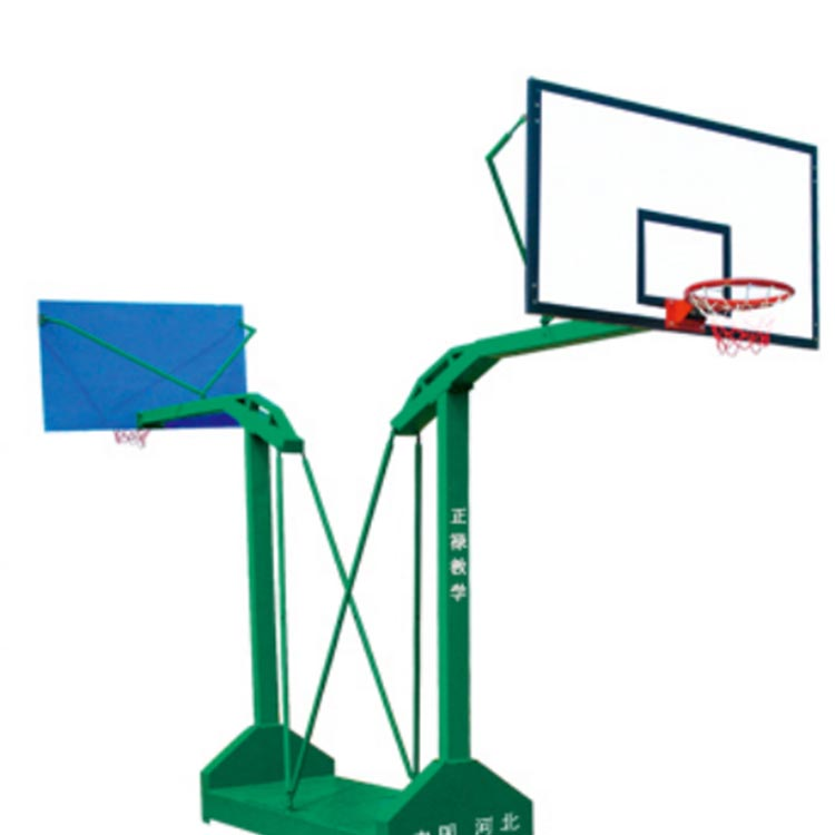 儿童篮球架 户外凹箱篮球架 现货销售 体育器材蓝球架 欢迎来电咨询