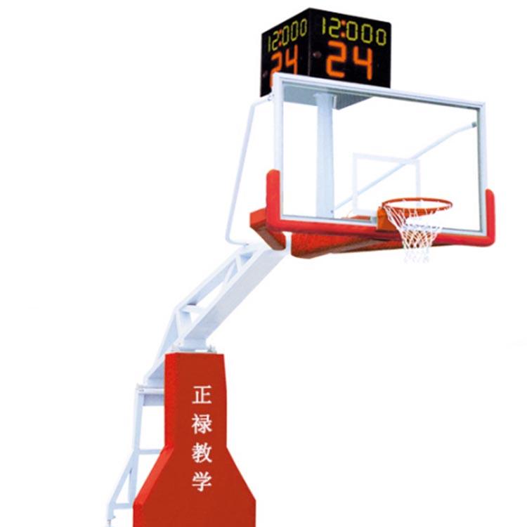 出售 室外凹箱篮球架 比赛篮球架 箱式篮球架 质量放心