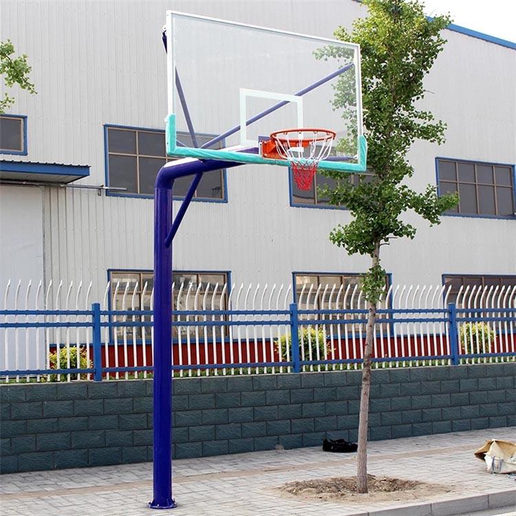液压凹箱篮球架 室外凹箱篮球架 比赛篮球架 生产出售