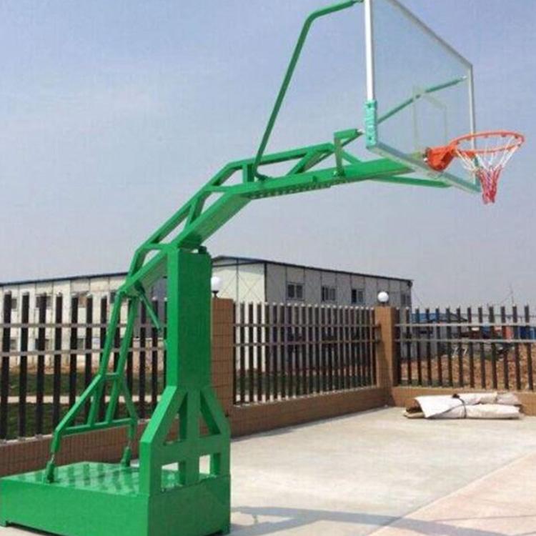 球馆赛事用篮球架 凹箱移动篮球架 按需生产 箱式篮球架 欢迎来电详询