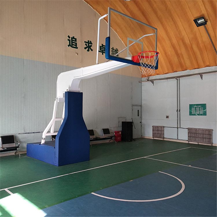 液压凹箱篮球架 凹箱移动篮球架 箱式篮球架 质量优良