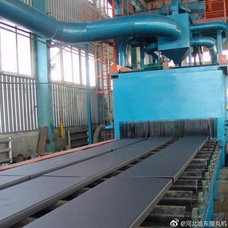 通过式清理机 钢结构通过式抛丸清理机 压铸件抛丸机 长期供应