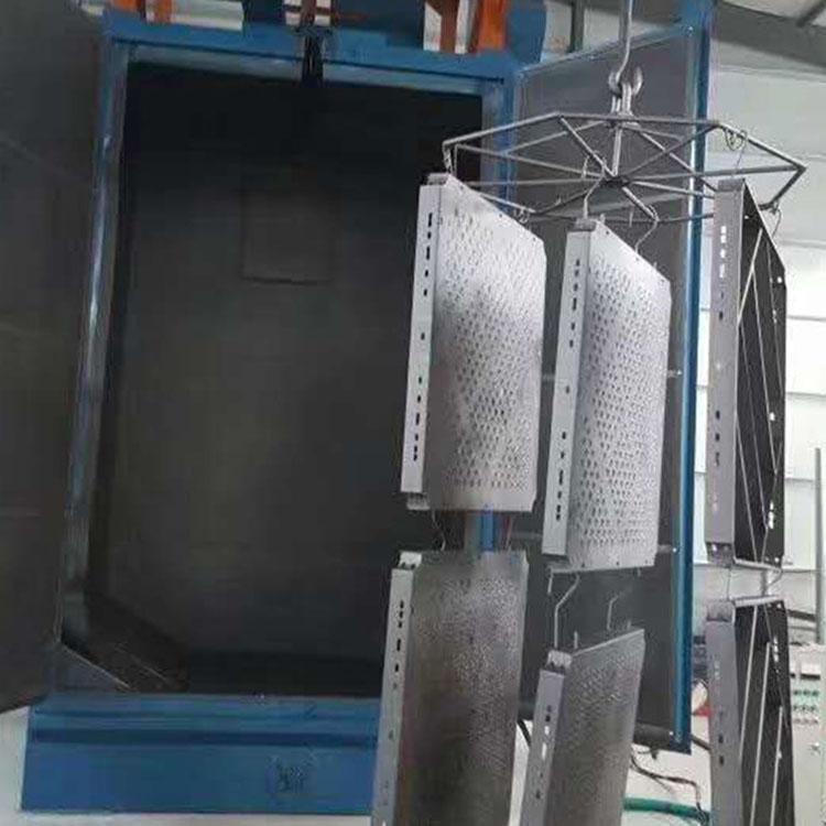 钢板抛丸机 铸件单吊钩式抛丸机 大型铸件钢铁件抛丸机 质量放心