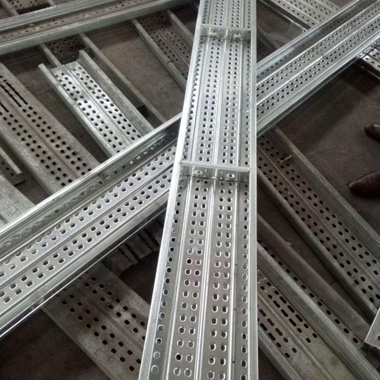 挂钩式建筑钢跳板 建筑工地搭架冲孔钢板 船用钢跳板 售后无忧