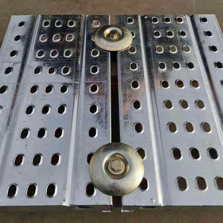 挂钩式钢跳板 镀锌钢跳板 脚手架跳板 价格优惠
