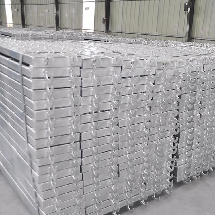供应 镀锌钢踏板 挂钩式建筑钢跳板 现货供应 钢跳板