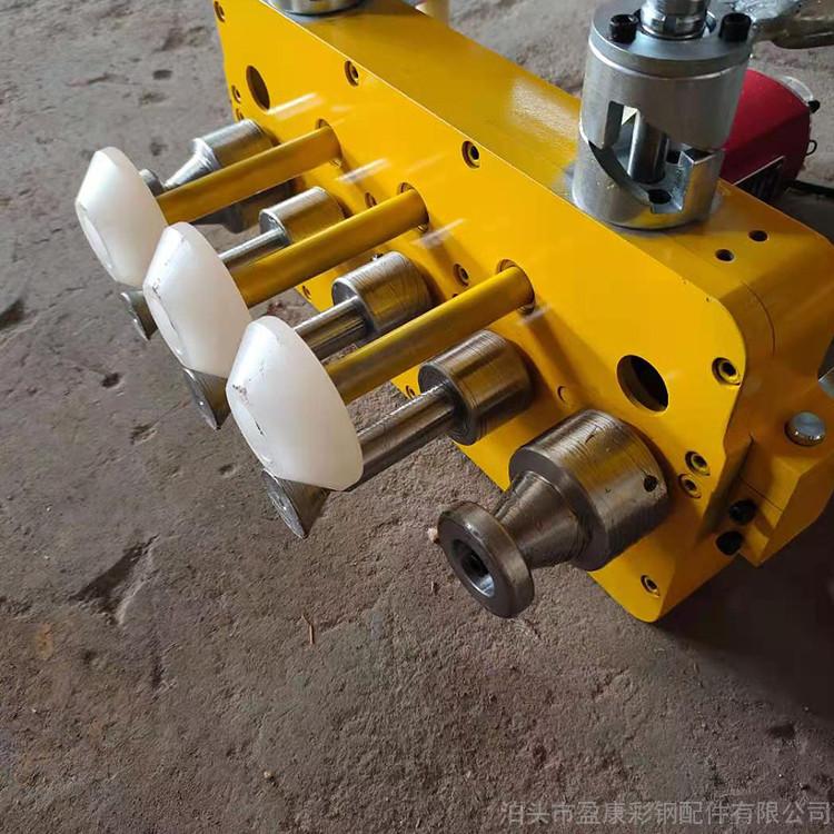 彩钢瓦拼接电动咬口机 角驰820-760-470用电动咬口机 2道轮3道轮 价格优惠