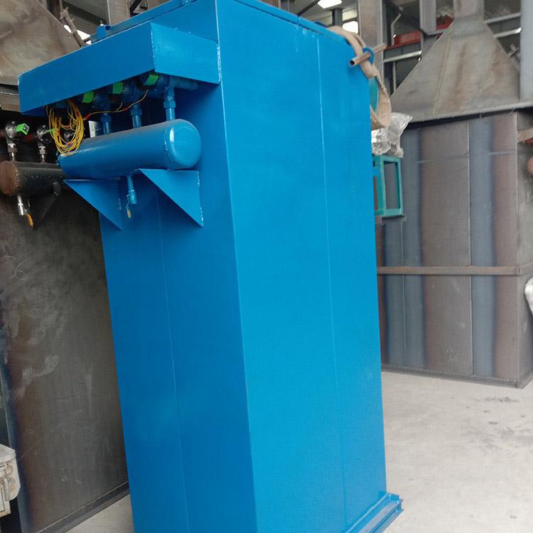 脉冲单机布袋除尘器 单机除尘器 布袋除尘器 规格多样 按需定制