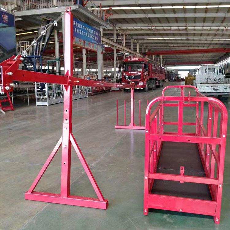 长期供应 吊篮生产厂家 电动吊篮报价 销售 高空作业电动吊篮