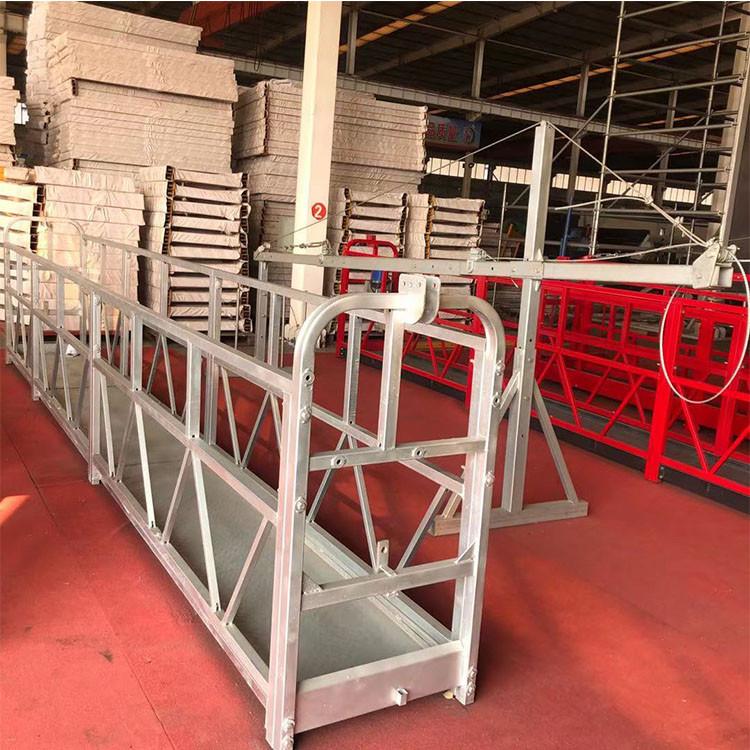提升吊篮 质量放心 建筑电动吊篮 松伟电动吊篮