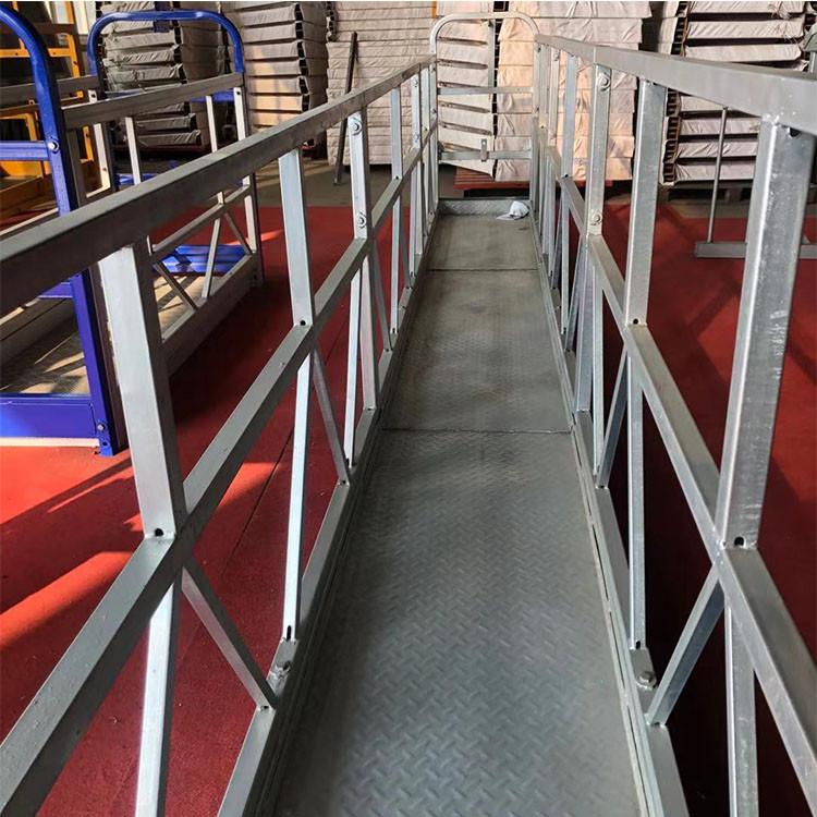 喷涂松伟电动吊篮 送货上门 建筑用吊车吊篮 电动吊车吊篮
