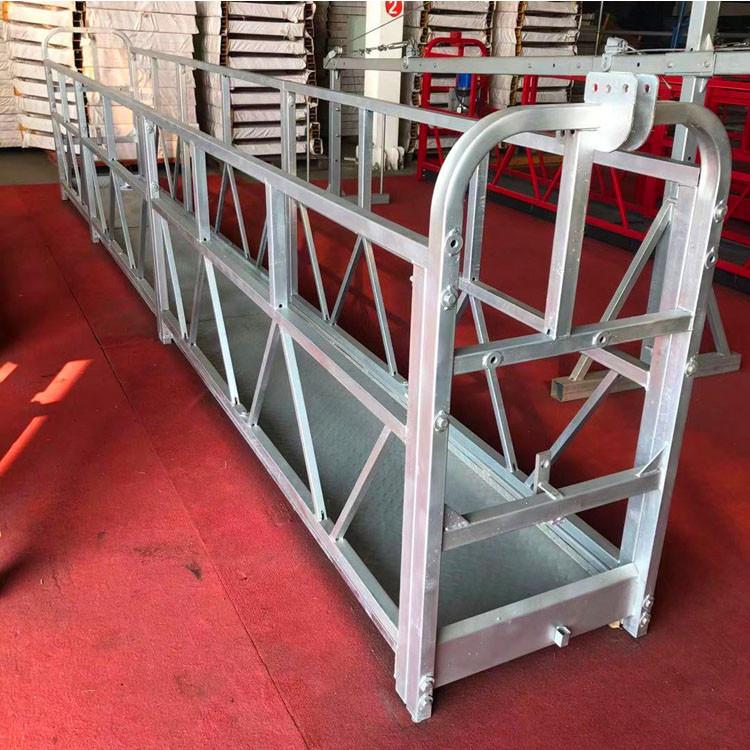 升降电动吊篮 质量稳定 建筑电动吊篮 zlp630电动吊篮