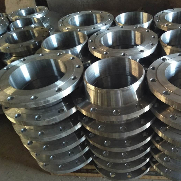 焊接锻打法兰 碳钢法兰管件 大口径不锈钢法兰盘 价格称心