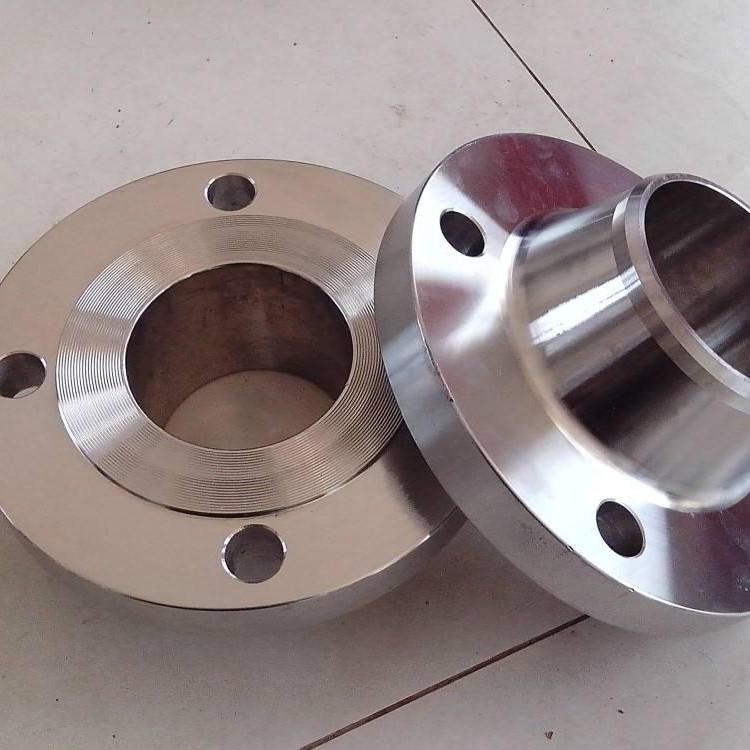 带颈对焊法兰片 锻打对焊法兰 高压对焊管件 春傲供应